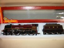 "Hornby Railways ""Duke of Sutherland"" 4-6-0 locomotive"